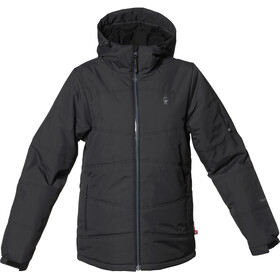 Isbjörn Freeride Winter Jacket Ungdom steel grey